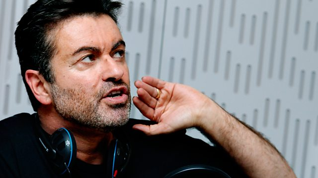 george michael bbc radio interju